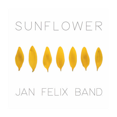 Jan Felix Band - Sunflower (CD) (5871793471641)