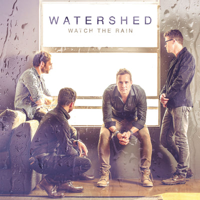 Watershed - Watch The Rain (CD) (5871832137881)