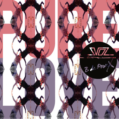 "SVOZ & B de Pronx - Pure Love (12"" Vinyl-Album) (5871822405785)"