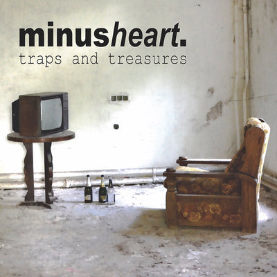 Minusheart - Traps And Treasures (CD)