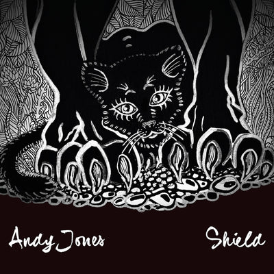Andy Jones - Shield (CD)