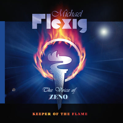 Michael Flexig - The Voice of Zeno - Keeper Of The Flame (CD)