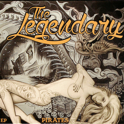 The Legendary - Pirates (CD)