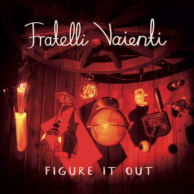 Fratelli Vaienti - Figure It Out (CD)