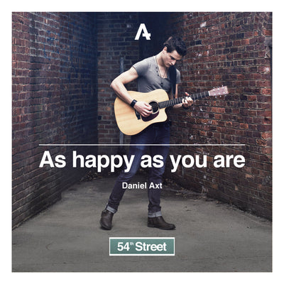 Daniel Axt - As Happy As You Are - 54th Street (Maxi Single CD) (5871702409369)