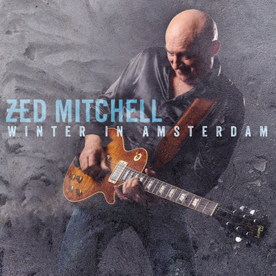 Zed Mitchell - Winter In Amsterdam (CD) (5871754051737)