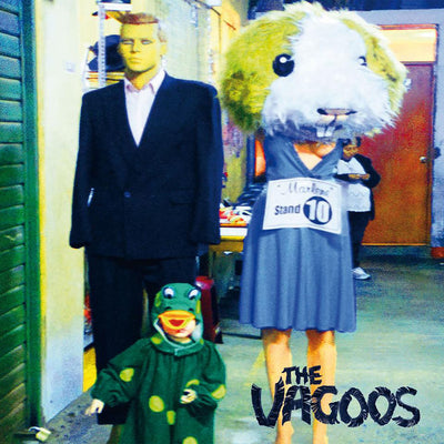 "The Vagoos - s/t (12"" Vinyl-Album)"
