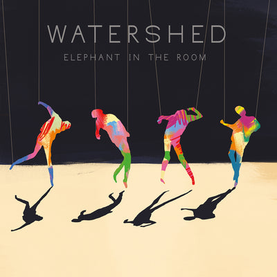 Watershed - Elephant in the room (CD) (6647596548249)