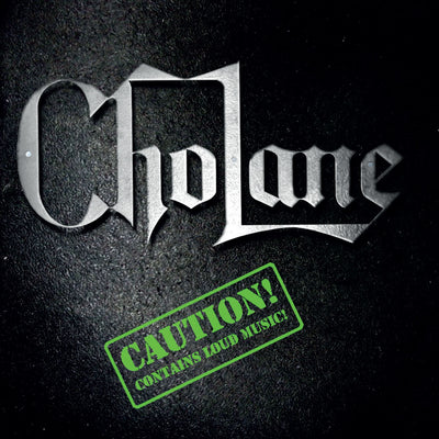 Cholane - Caution (CD)