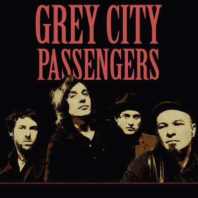 Grey City Passengers - s/t (CD) (6088960147609)