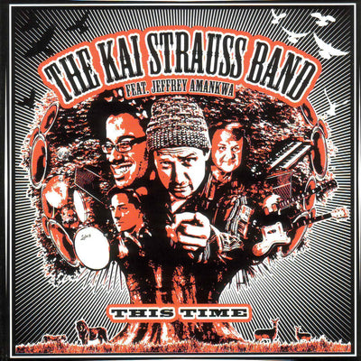 The Kai Strauss Band - This Time (CD)