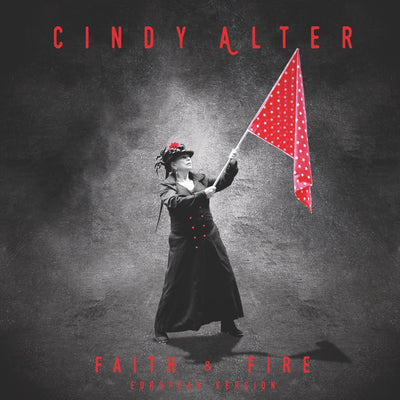 Cindy Alter - Faith & Fire  (CD)
