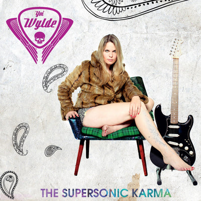 Yvi Wylde - The Supersonic Karma (CD)