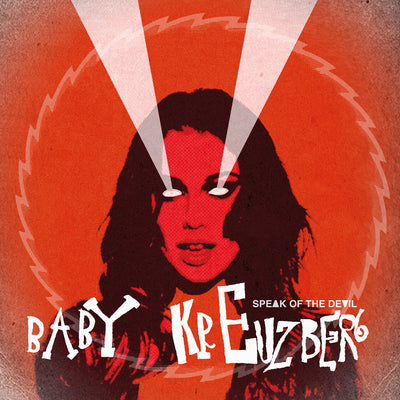 "Baby Kreuzberg - Speak Of The Devil (12"" Vinyl-Album)"