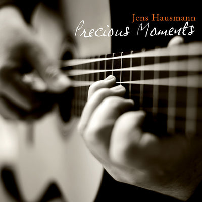 Jens Hausmann -  Precious Moments  (CD) (5871716466841)