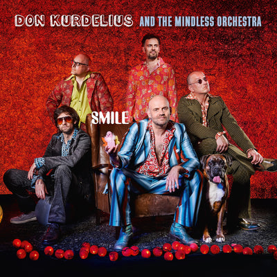 Don Kurdelius & Mindless Orchestra - Smile (CD)