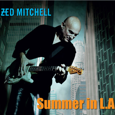 Zed Mitchell - Summer In L.A. (CD) (5871754510489)