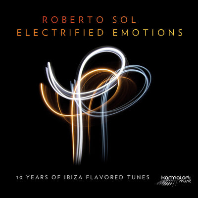 Roberto Sol - Electrified Emotions (CD)