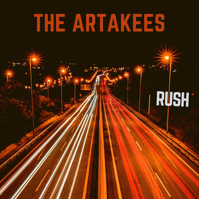 "The Artakees - Rush (12"" Vinyl-Album)"