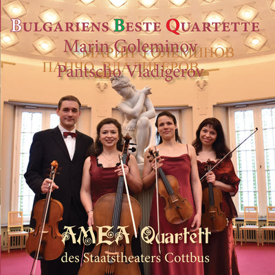 AMEA Quartett - Bulgariens beste Quartette (CD)