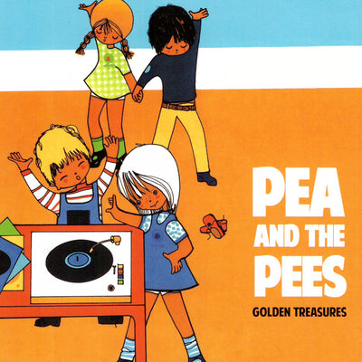 pea & the pees - Golden Treasures (CD)