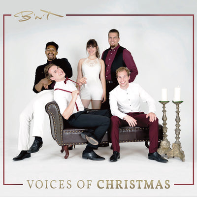 B'n'T - Voices of Christmas (CD)