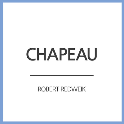 Robert Redweik - Chapeau (Maxi Single CD) (5871726788761)