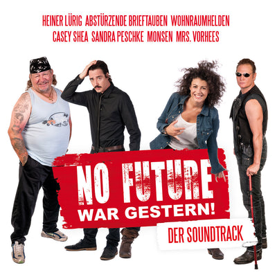 Various Artists - No Future war gestern! – Der Soundtrack (CD)