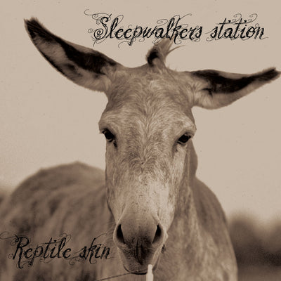 Sleepwalker's Station - Reptile Skin (CD)