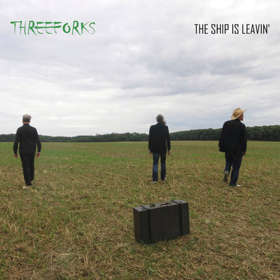 Three Forks - The Ship Is Leavin' (CD) (5871812968601)
