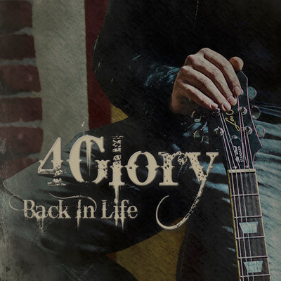 4Glory - Back In Life (CD) (5871783379097)