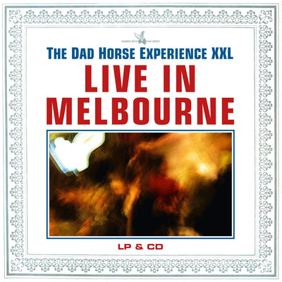 The Dad Horse Experience XXL - Live In Melbourne (LP + Bonus CD) (5871679799449)