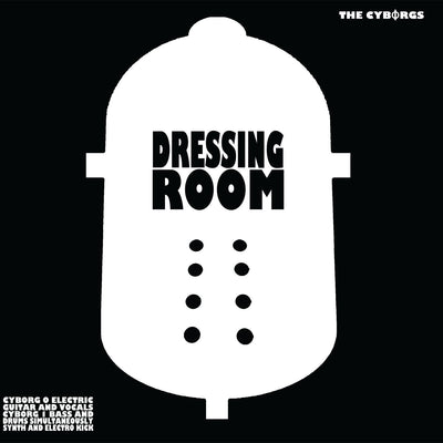 "The Cyborgs - Dressing Room/Cadillac (7"" Vinyl-Single)"