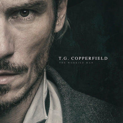 T.G. Copperfield - The Worried Man (CD) (5871763062937)