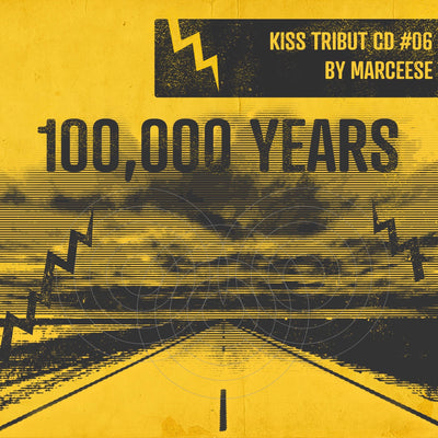 Marceese - 100,000 Years (CD)