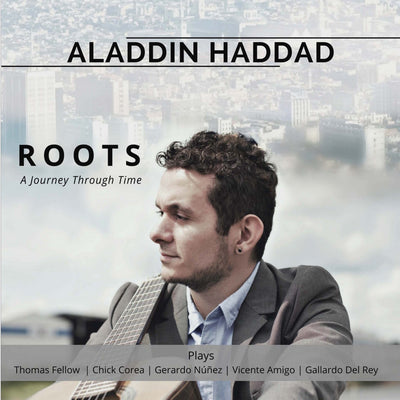Aladdin Haddad - Roots. A Journey through time (CD)