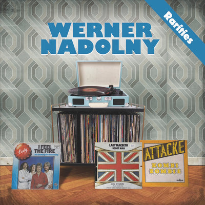 Werner Nadolny - Rarities (CD)