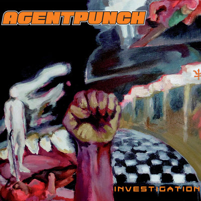 Agentpunch - Investigation (CD)