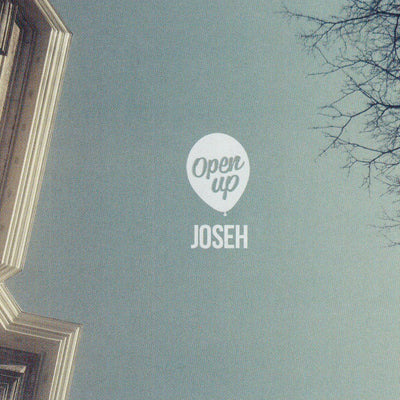Joseh - Open Up (CD)