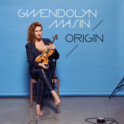 Gwendolyn Masin - Origin (CD) (5871734194329)