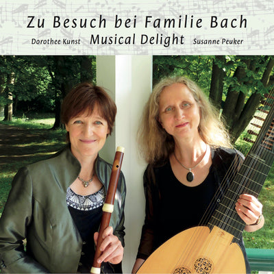 Musical Delight  - Zu Besuch bei Familie Bach (CD)