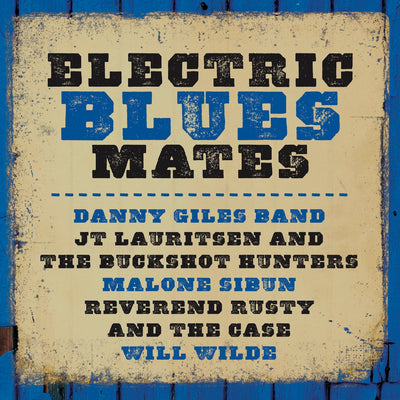 Various Artists - Electric Blues Mates (CD)