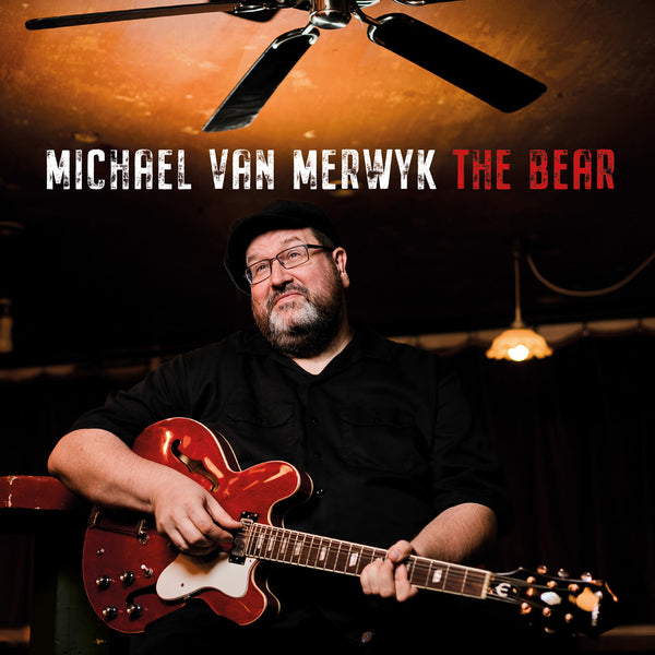 Michael van Merwyk - The Bear (CD)