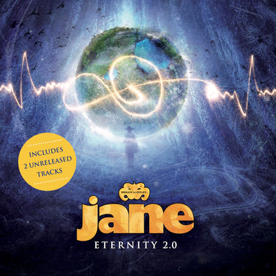 Werner Nadolnys Jane - Eternity 2.0 (inkl. 2 Bonus Tracks) (CD)