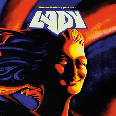 Werner Nadolny presents - Lady (CD)