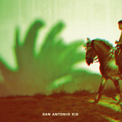 San Antonio Kid - s/t (CD)