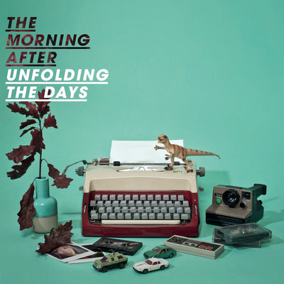 The Morning After - Unfolding The Days (CD) (5871716106393)