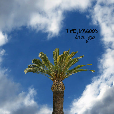 "The Vagoos - I Love You (10"" Vinyl-EP)"