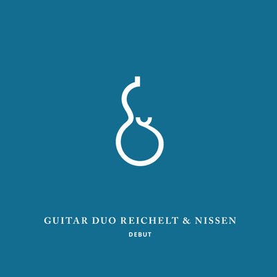Guitar Duo Reichelt & Nissen - Debut (CD) (5871712665753)