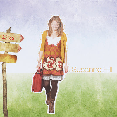 Susanne Hill - Bliss (CD) (5871726952601)